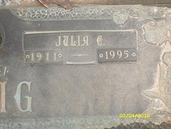 Julia Esther <I>Little</I> Craig
