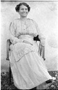 Agnes Rosebelle <I>Bradshaw</I> Christiansen