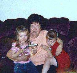 "Laura ""Granny"" <I>Carson</I> Conley"