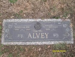 William Joe Alvey