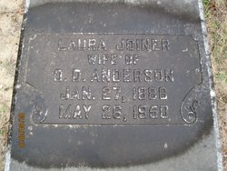 Laura <I>Joiner</I> Anderson