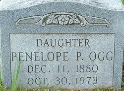 Penelope Pearl <I>Graham</I> Ogg