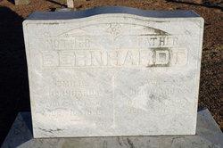 "Emile Teophile ""Amelia"" <I>Kunkel</I> Bernhardt"