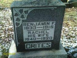 Benjamin F Crites