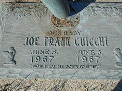 Joe Frank Cuicchi