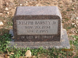 Joseph Franklin Barney