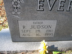 Ruby Judson Everett