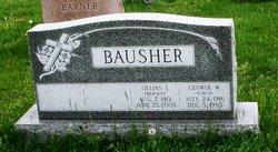 Lillian Irene <I>Berger</I> Bauscher
