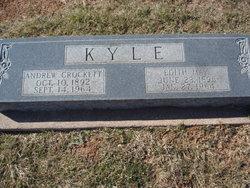 Andrew Crockett Kyle
