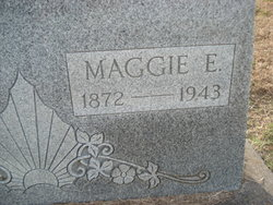 Maggie E. <I>Curry</I> Tate