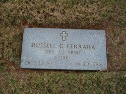 Russell Gaspar Ferrara