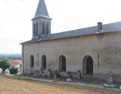 Montsec Churchyard