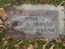 Nikola G Drakulich