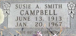 Susie <I>Smith</I> Campbell