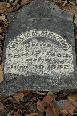 William P Melton