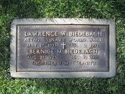 Lawrence W Biedebach