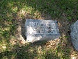 Mariane C. <I>Carlson</I> Beck