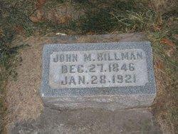 John Martin Billmann