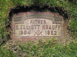 George Elliott Knauff, Sr