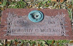 Dorothy Louise <I>Carlos</I> McClain