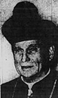 Rev Bonaventure Finbarr Francis Broderick