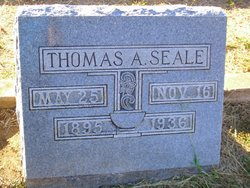 Thomas Albert Seale
