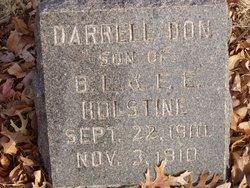 Darrell Don Holstine