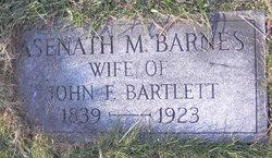 Asenath Moore <I>Barnes</I> Bartlett