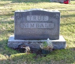 Florence E. <I>True</I> Kimball