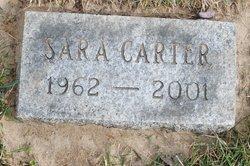 Sara Carter