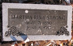 Martha Elva Strong