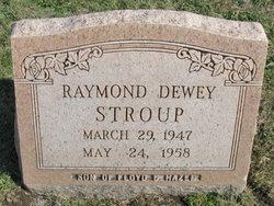 Raymond Dewey Stroup