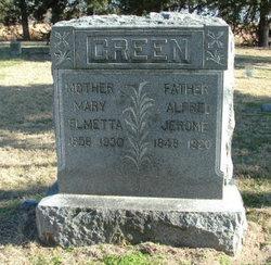 Mary Elmetta Green