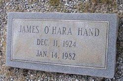 James O'Hara Hand