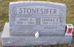 Lenora Elizabeth <I>Keeney</I> Stonesifer