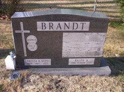 Loretta Ann <I>Scott</I> Brandt