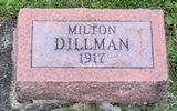 Milton Dillman