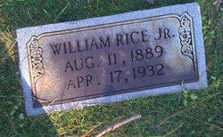 William M Rice, Jr