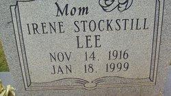 Irene <I>Stockstill</I> Lee