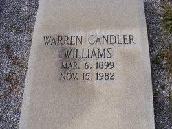 Warren Candler Williams