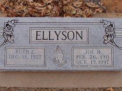 Joe H. Ellyson