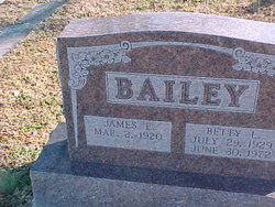 Betty L. Bailey