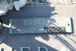 Ethel R Cronier
