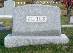 Mary W. <I>Confoy</I> Zuber