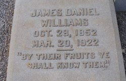 James Daniel Williams