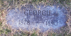 "George Frederick ""Georgie"" Bartlett"