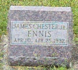 James Chester Ennis, Jr