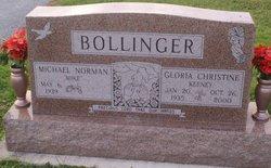 Gloria Christine <I>Keeney</I> Bollinger
