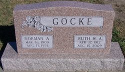 Norman Arthur Gocke