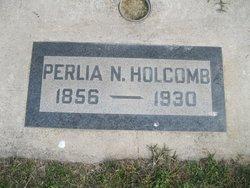 Perlia N Holcomb